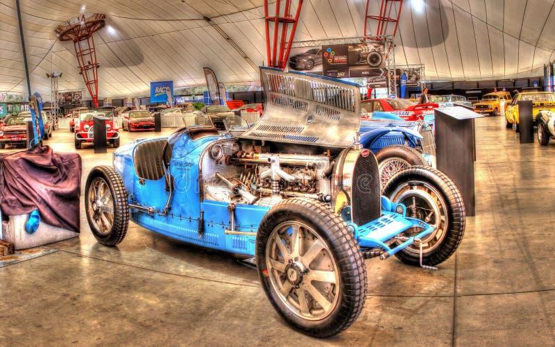 Roczników 1920s włoszczyzna Bugatti obrazy stock