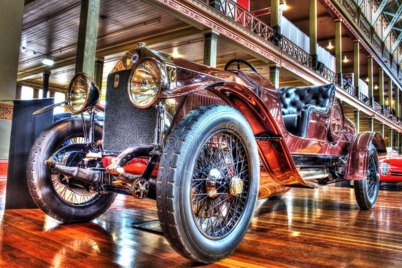Roczników 1920s włoszczyzna Lancia Trikappa obraz stock