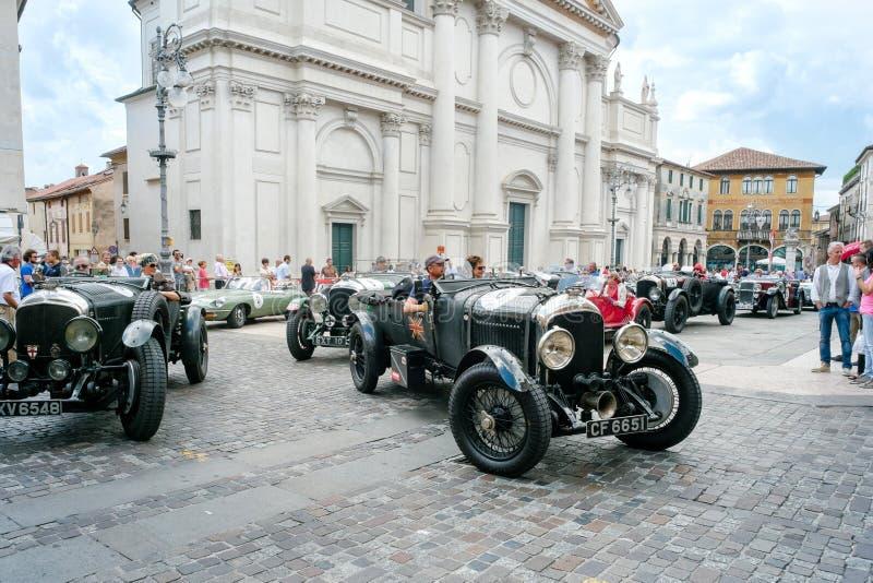 Roczników samochody zdjęcie royalty free
