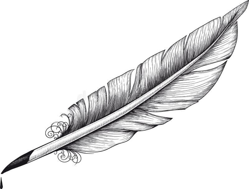 Rocznik dutka ilustracja wektor