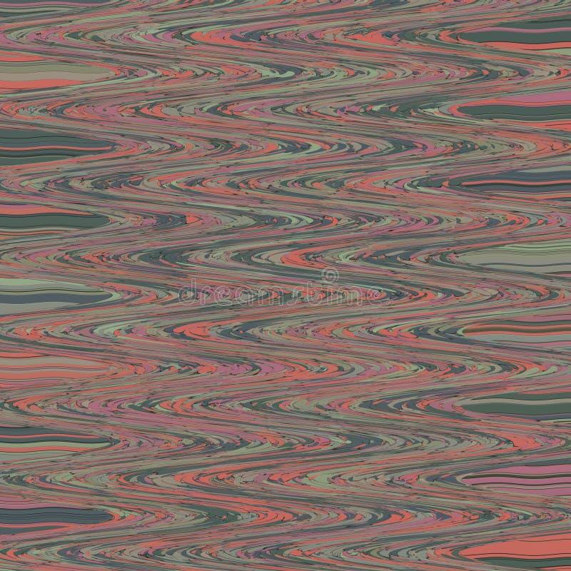 Rocznik dykty deska z grunge atramentu odpryśnięciem Zbliżenie sztuka Farba muska grunge Drewniany tekstury prześcieradło ilustracji