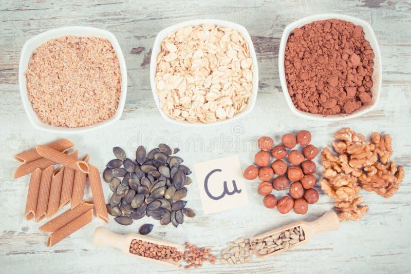 Rocznik fotografia, Naturalni składniki jako źródło groszak, kopaliny i żywienioniowy włókno, obraz stock