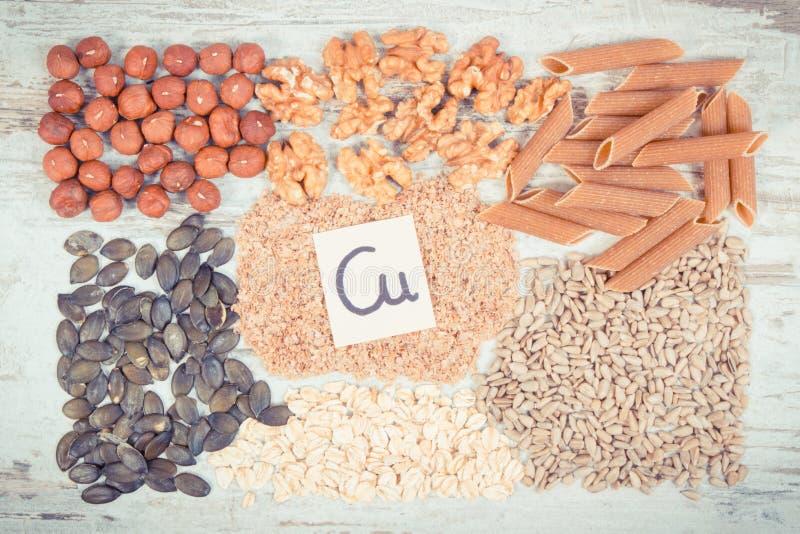 Rocznik fotografia, Naturalni składniki jako źródło groszak, kopaliny i żywienioniowy włókno, zdjęcie stock