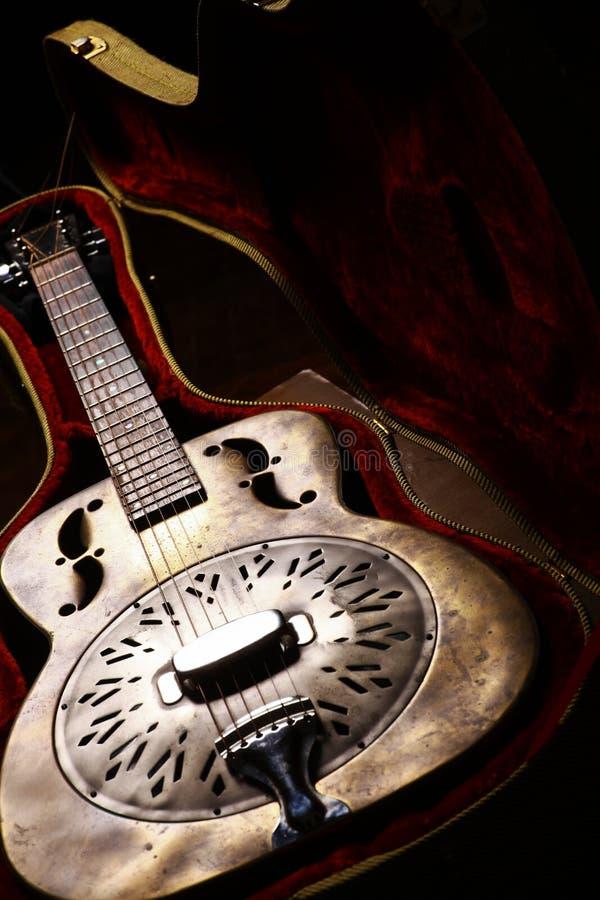Rocznik gitara jeśli obrazy stock