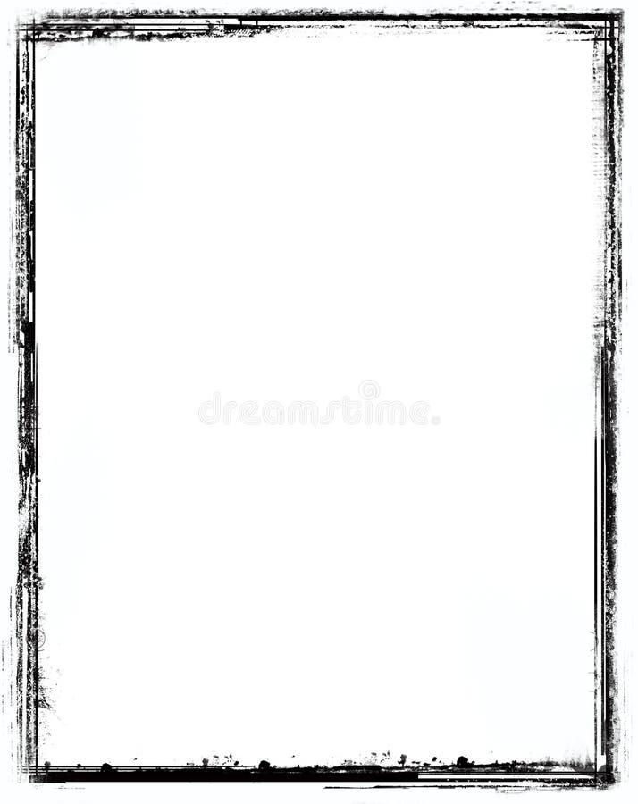 rocznik graniczny royalty ilustracja