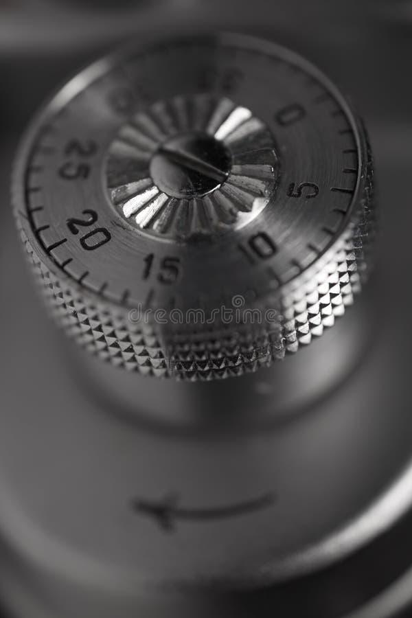 Rocznik kamera. fotografia stock