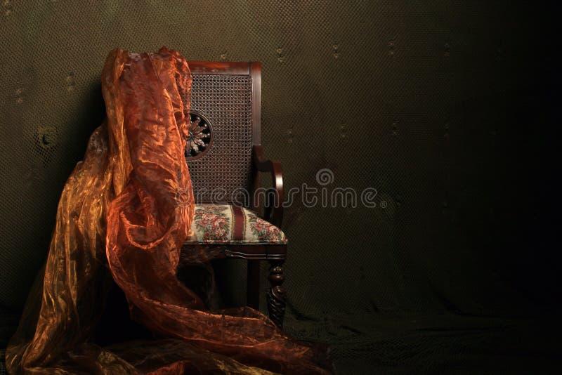 rocznik krzesło zdjęcie stock