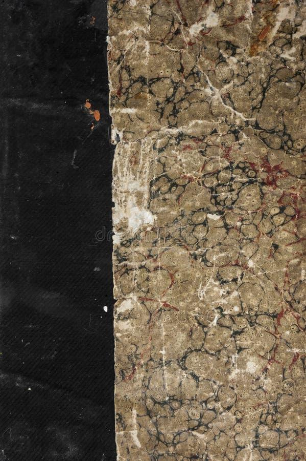 Rocznik książkowa pokrywa zdjęcie royalty free