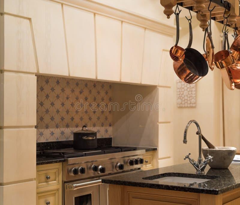 Rocznik kuchnia zdjęcia royalty free