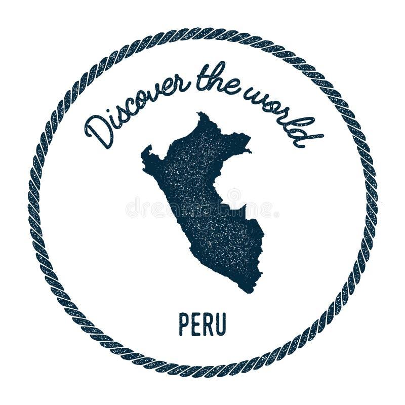 Rocznik odkrywa światową pieczątkę z Peru ilustracji