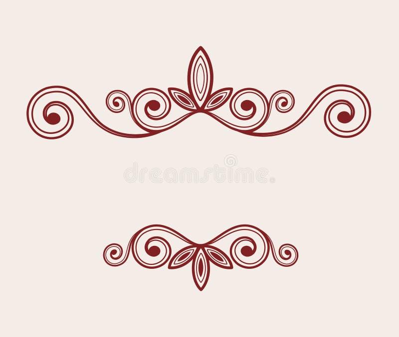 rocznik ornamentu ilustracji