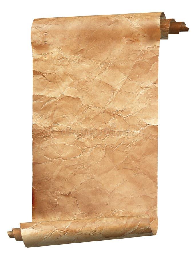 rocznik papieru ilustracja wektor