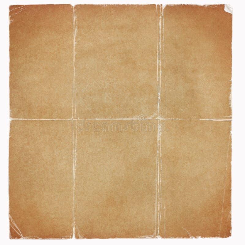 rocznik papieru royalty ilustracja