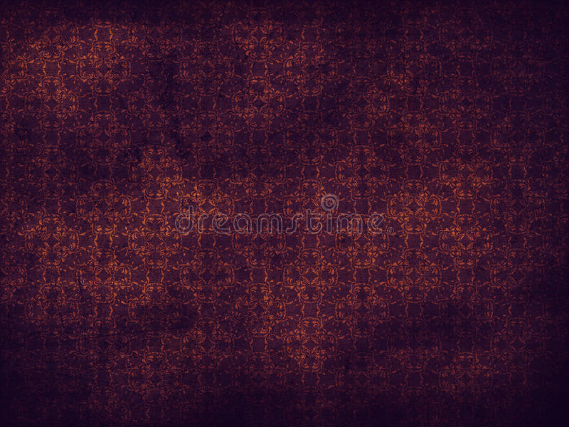 Rocznik purpur wzoru tło ilustracji