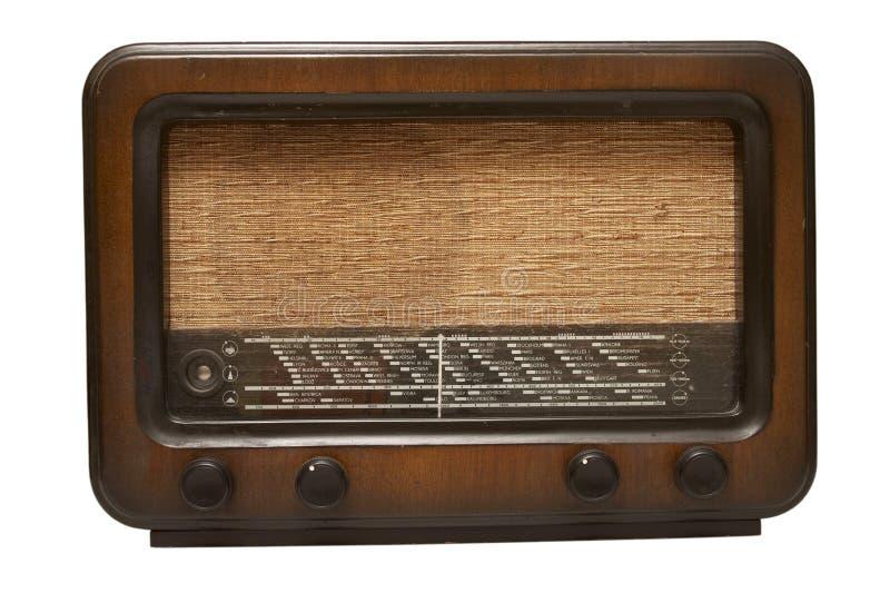 rocznik radiowego zdjęcie royalty free