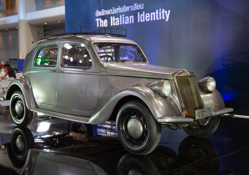 Rocznik samochodowy Lancia Aprilia zdjęcie stock