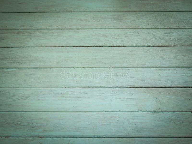 Rocznik tekstury miękki błękitny drewniany tło Drewna deskowy tło który może być horyzontalny lub pionowo lub Pusty pokój ar lub  fotografia stock