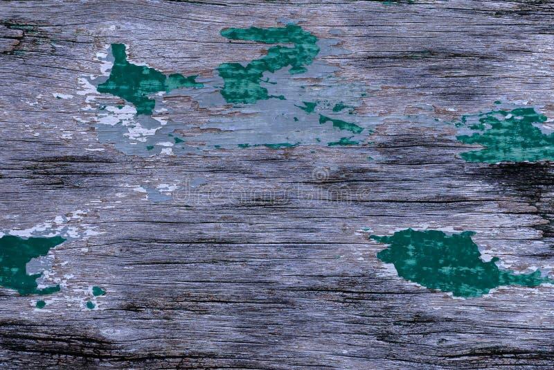 Rocznik tekstury tła drewniany kolor drapający obrazy stock