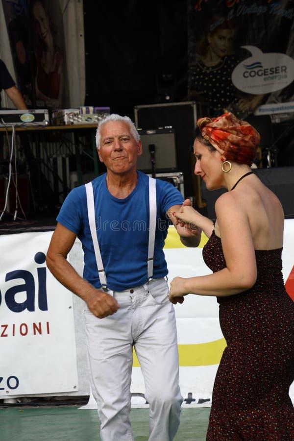 Rocznik Zakorzenia festiwal - Melzo, Czerwiec 30, 2019 zdjęcia royalty free