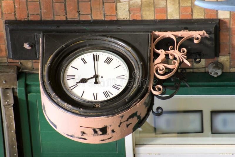 rocznik zegara fotografia stock