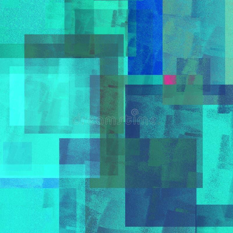 Rocznika abstrakta kształtny kolorowy tło Bardzo kreatywnie plakatowa tematu wystroju rzecz Dobry dla: plakatowe karty, wystrój ilustracja wektor