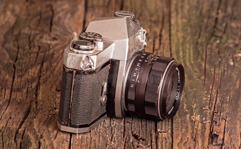 Rocznika Asahi Pentax Spotmatic SLR kamera fotografia royalty free