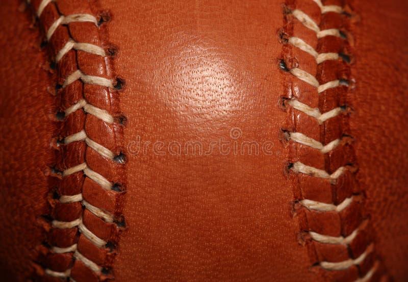 Rocznika baseballa stylowy abstrakt fotografia royalty free