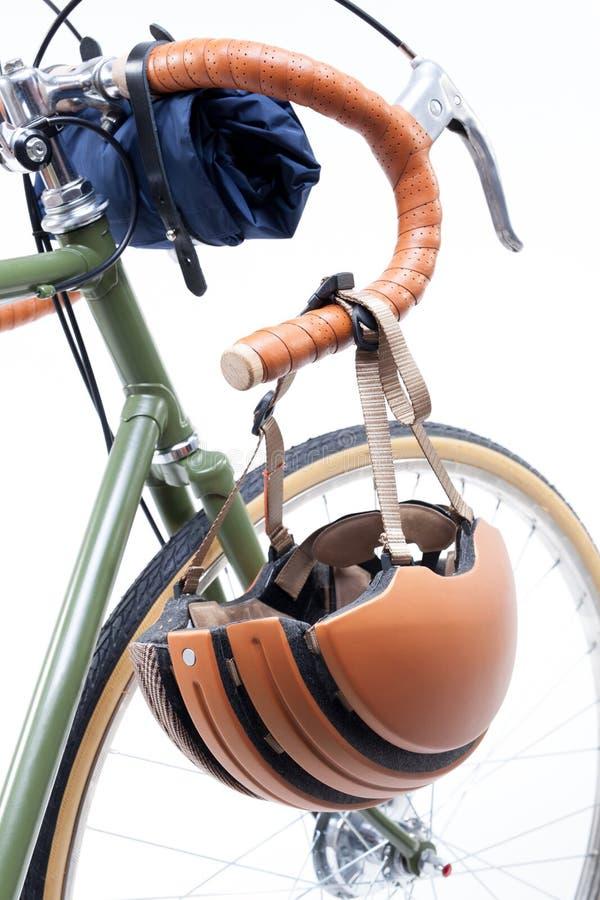 Rocznika bicyklu Handlebar zdjęcie royalty free