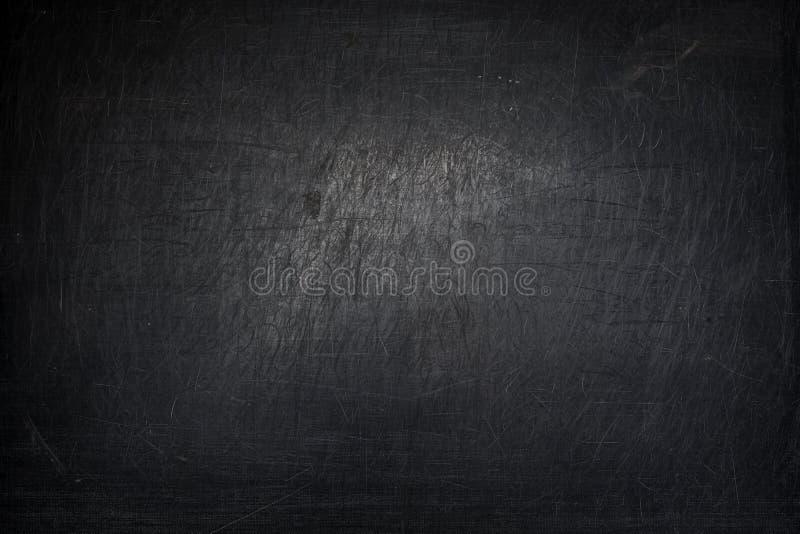 Rocznika czarny zarząd szkoły obrazy stock