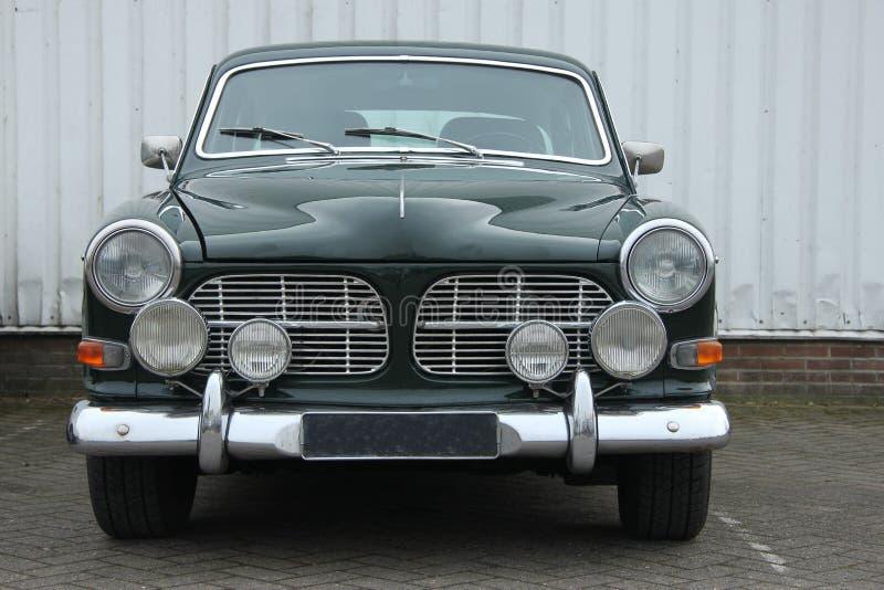 Roczników szwedzi samochodowi zdjęcie royalty free