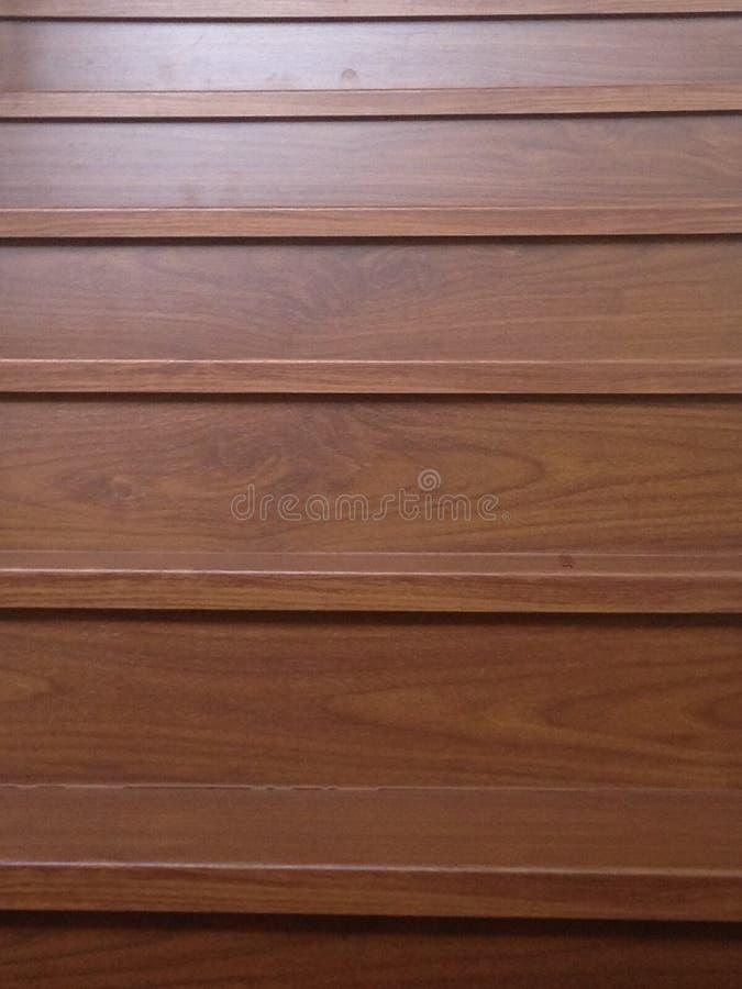 Rocznika drewna schodki zdjęcie stock