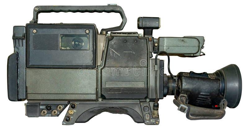 ROCZNIKA kamera wideo fotografia stock