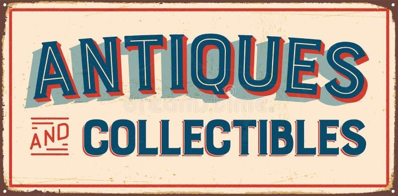 Rocznika metalu znak ilustracji
