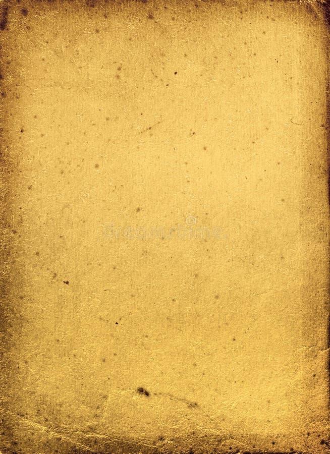 Rocznika papier ilustracji