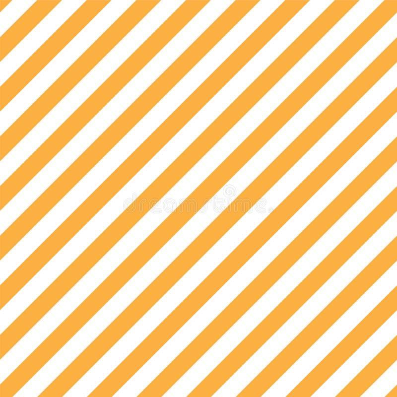 Rocznika retro diagonalny bezszwowy tło ilustracja wektor