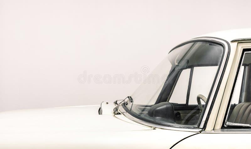 Rocznika Retro Klasyczny samochód fotografia stock