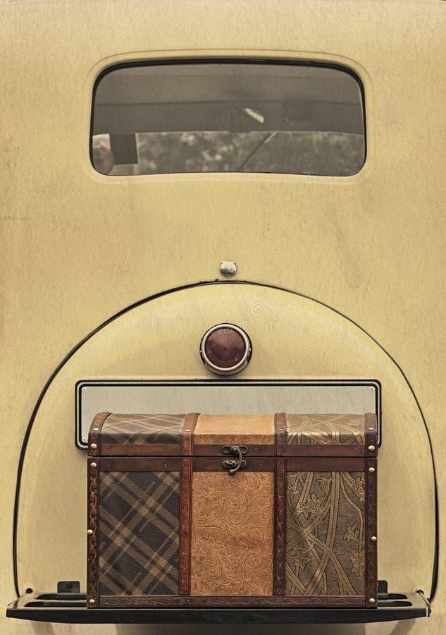 Rocznika samochód zdjęcia stock