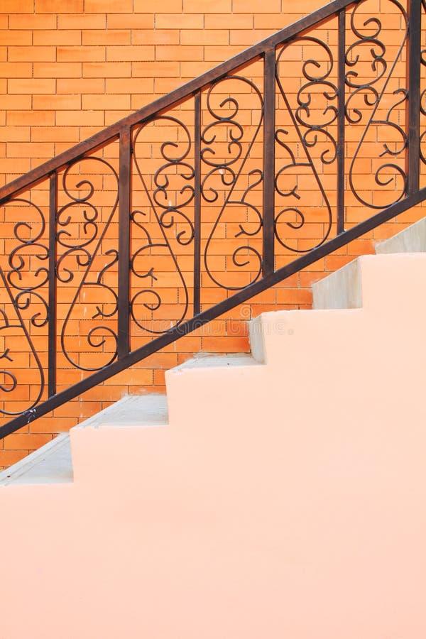 Rocznika schody obrazy royalty free
