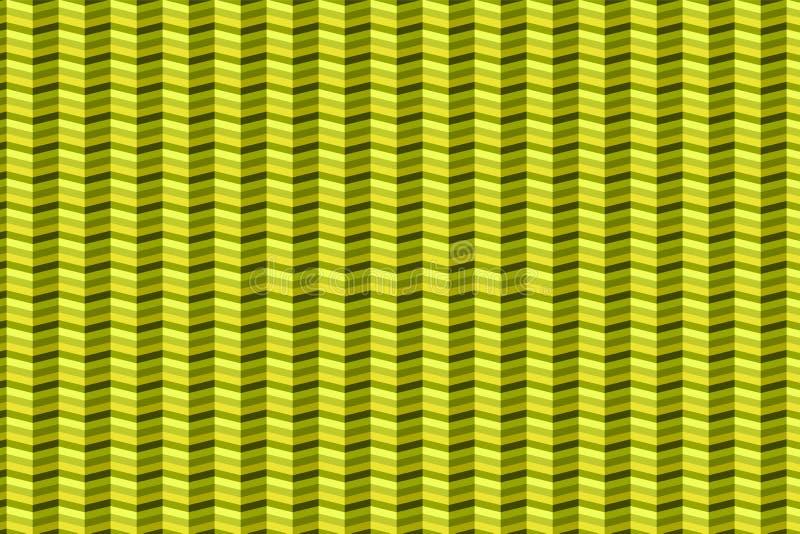 Rocznika szewronu retro stylowego geometrycznego zygzag bezszwowy wz?r dla zawija?, tkanina, pokrywa, tkanina, t?o ilustracji