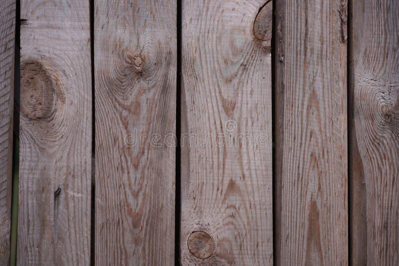 Rocznika tła drewniana tekstura z kępkami i gwóźdź dziurami obrazy royalty free
