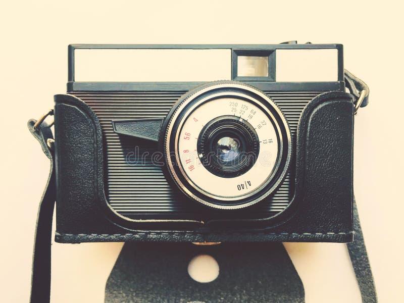 Rocznika wciąż fotografia 35 mm kamera zdjęcia stock