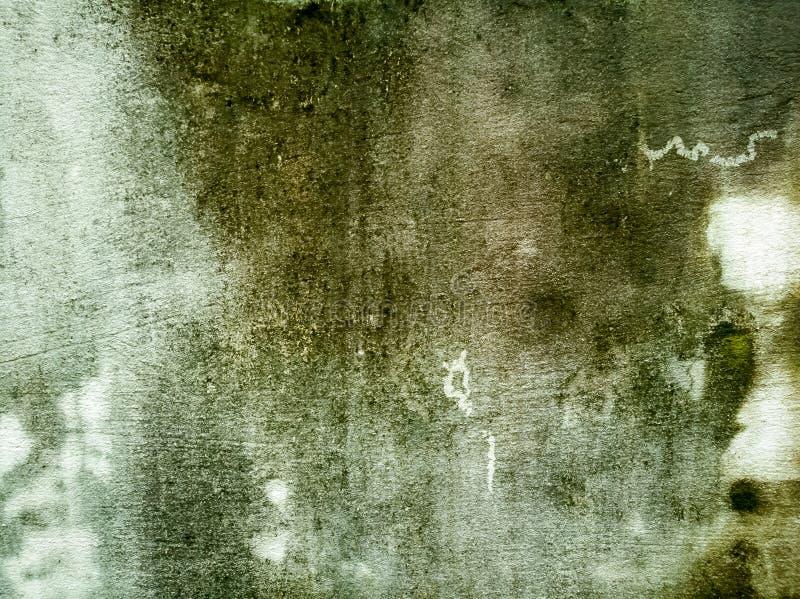 Rocznika wnętrze kamiennej ściany cementu podłoga Tło obraz royalty free