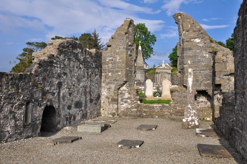 Roczniki Cztery mistrza, Donegal (Irlandia) obraz stock