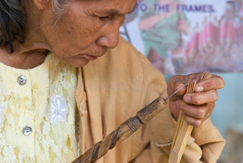 Download Roczny Chiang Festiwalu Mai Parasol Zdjęcie Stock Editorial - Obraz: 12590028