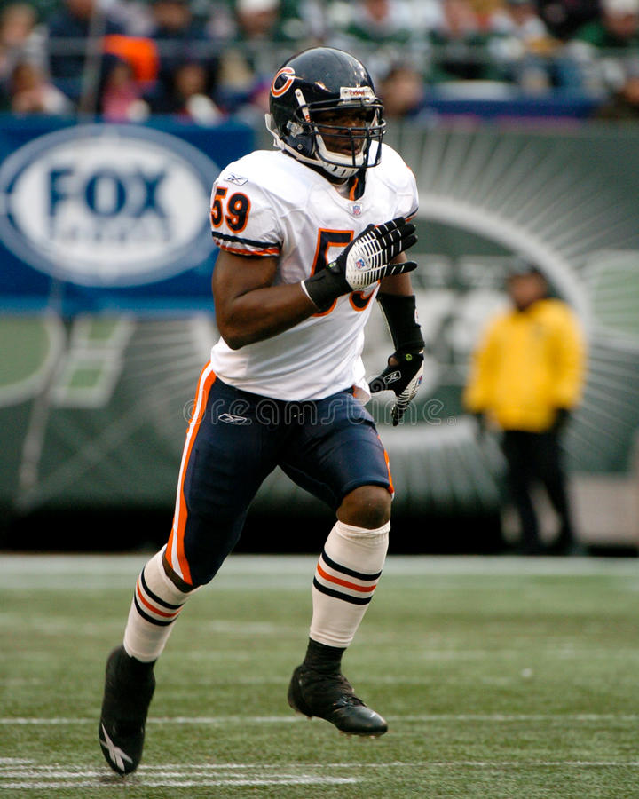Rod Wilson Chicago Bears images stock