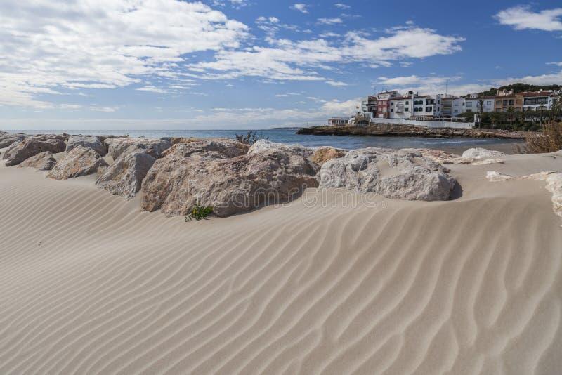 Roda Bera, Καταλωνία, Ισπανία στοκ εικόνες με δικαίωμα ελεύθερης χρήσης