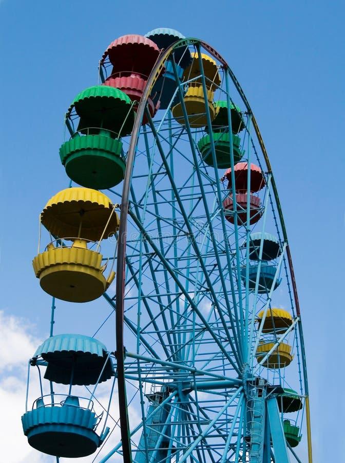 Download Roda da revisão no parque foto de stock. Imagem de parque - 12801108