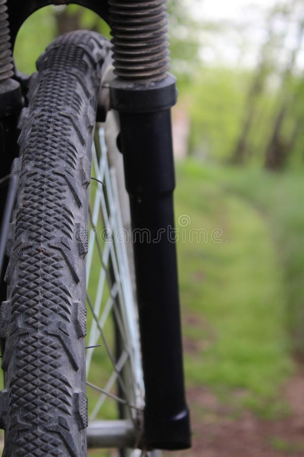 Roda de bicicletas fotos de stock royalty free