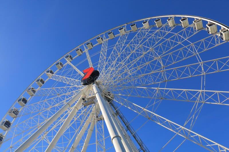 Roda de Brisbane Austrália imagem de stock
