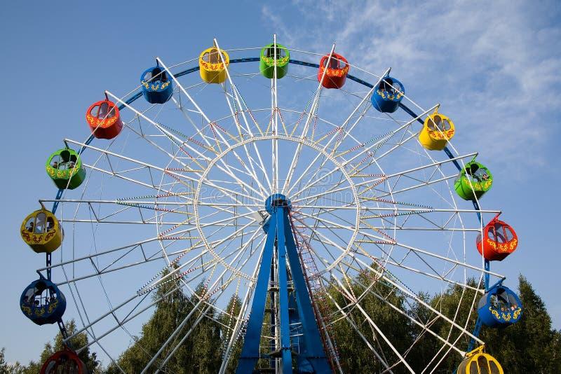 Roda de Ferris foto de stock